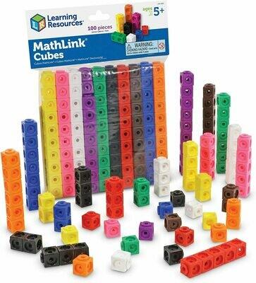 Mathlink® Cubes (Set of 100)