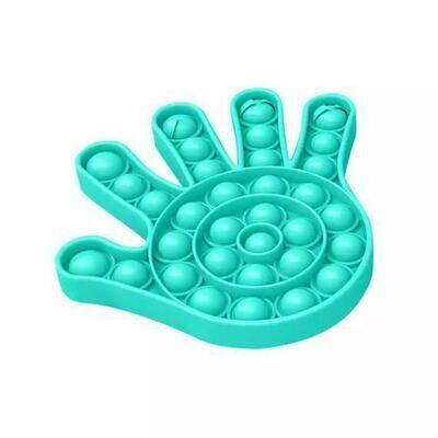 Hand Push Pop Bubble Fidgets