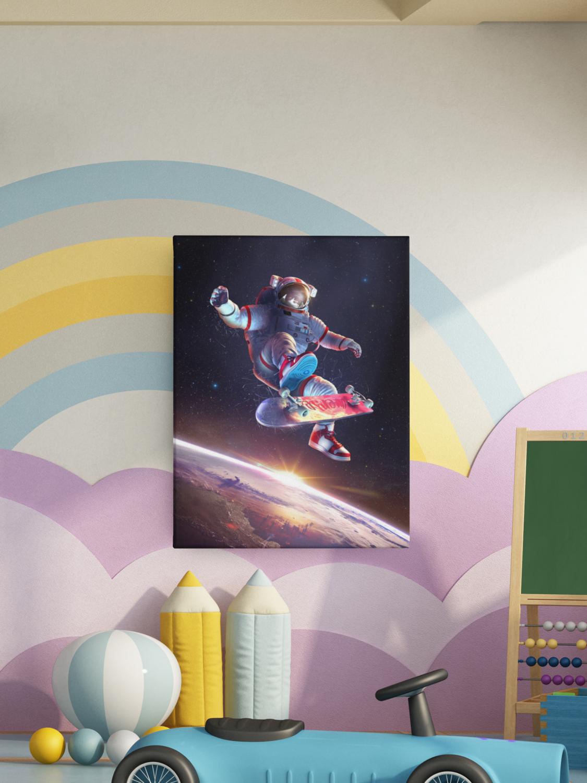 Talentueux dans l'espace