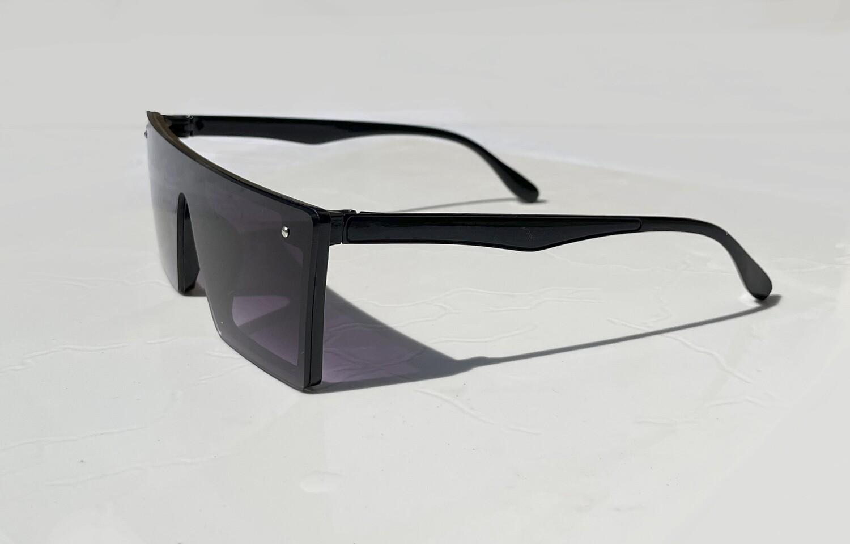 Oversize-Squared Sunglasses