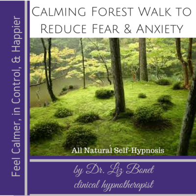 Hypnosis to Reduce Fear and Anxiety