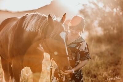 Horse Love Portraits