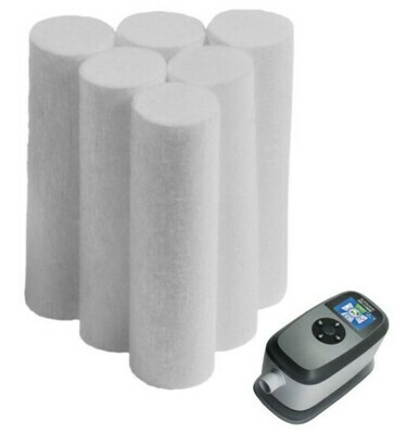 Transcend 365 MiniCPAP  Heater Wicks - 6pk