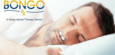 Bongo Rx Anti Snore EPAP Starter Kit (1 of each size, case and headgear)