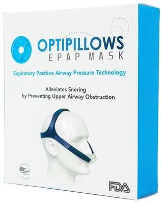 Optipillows Anti Snore EPAP Mask