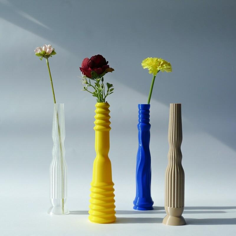 """Pillar"" (Collection) - Vases"