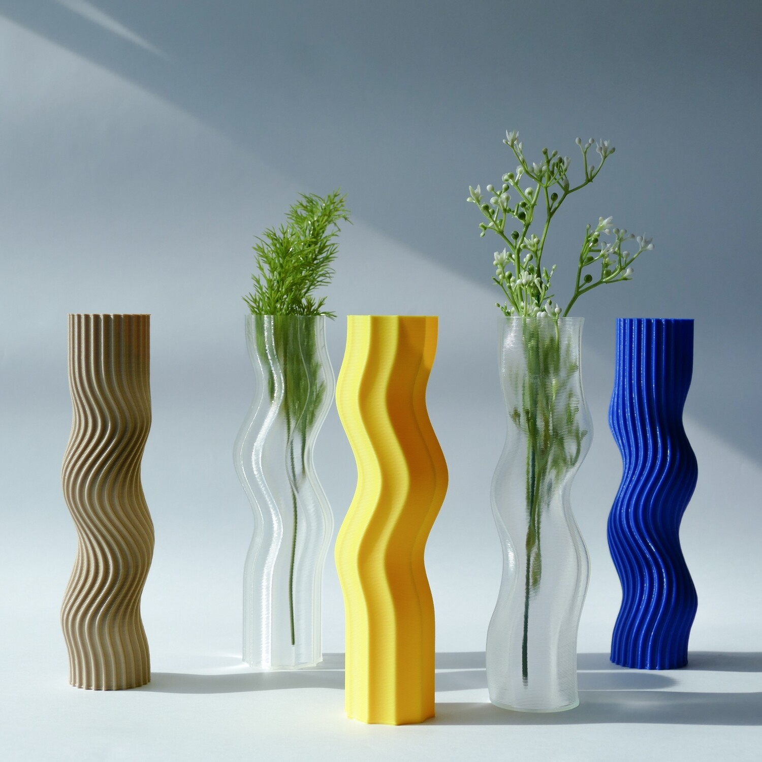 """""""Wiggle"""" (Collection) - Vases"""