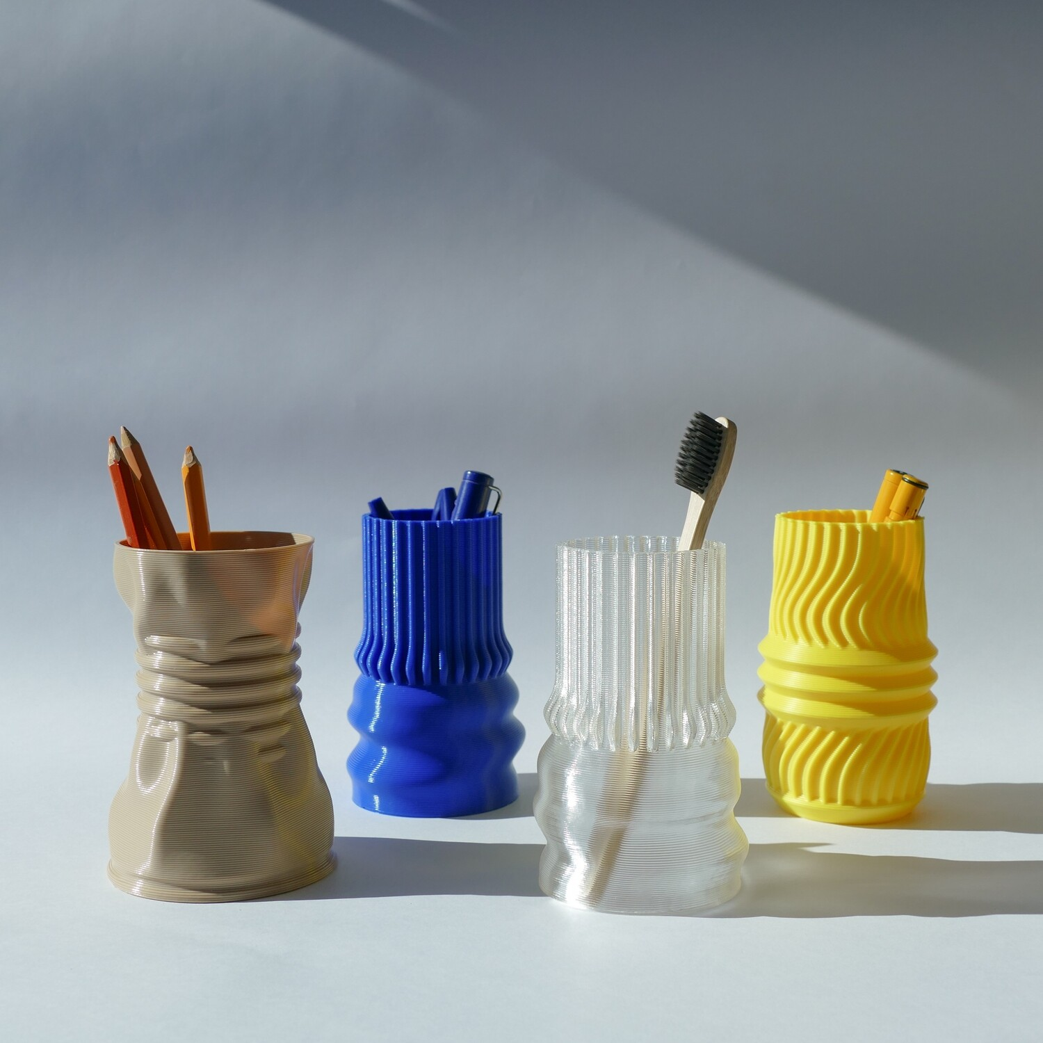 Pen Holders (Collection)