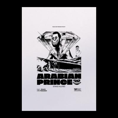 Arabian Poster