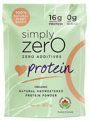 Simply Zero Organic Vegan Protein 無添加有機植物蛋白素