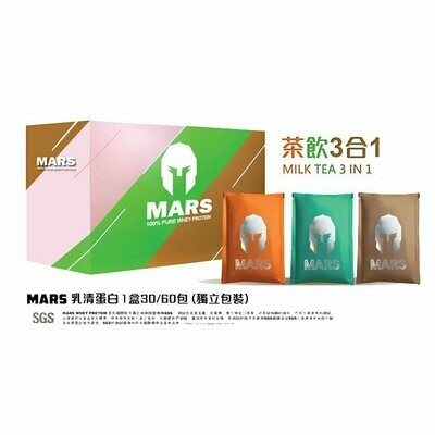 台式茶飲系列三合一 TAIWANESE MILK TEA FLAVOR 3 IN 1  30 包