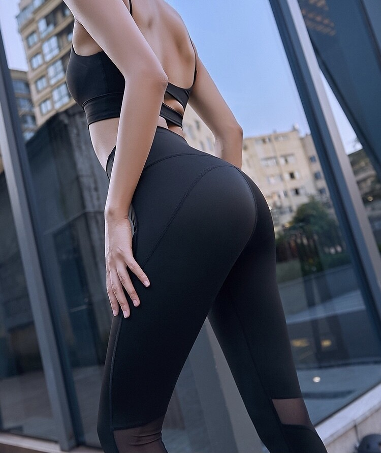 Une High Rise Tight