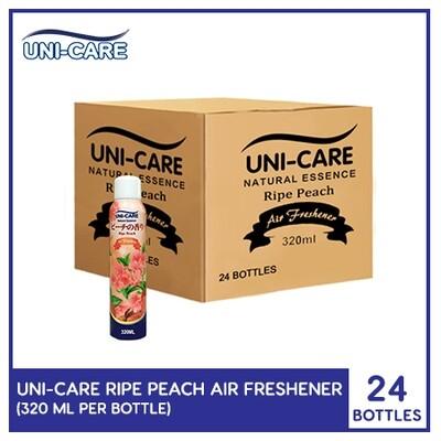 Uni-Care Ripe Peach Air Freshener 320ml (1 Case)