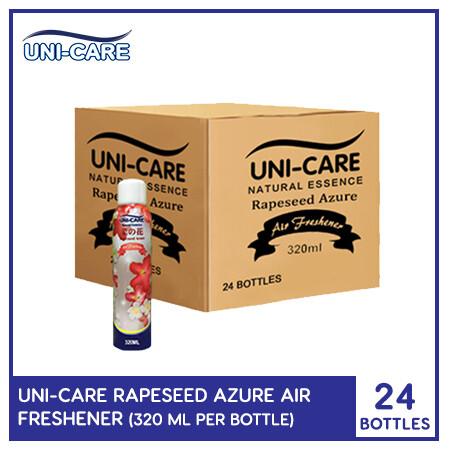 Uni-Care Rapeseed Azure Air Freshener 320ml (1 Case)
