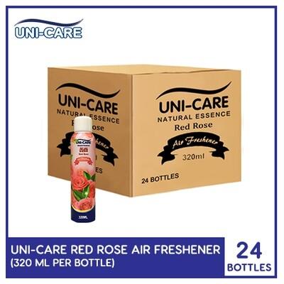 Uni-Care Red Rose Air Freshener 320ml (1 Case)