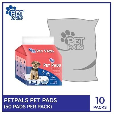 Petpals Pet Pads 50's - 1 Bale (10 PACKS)
