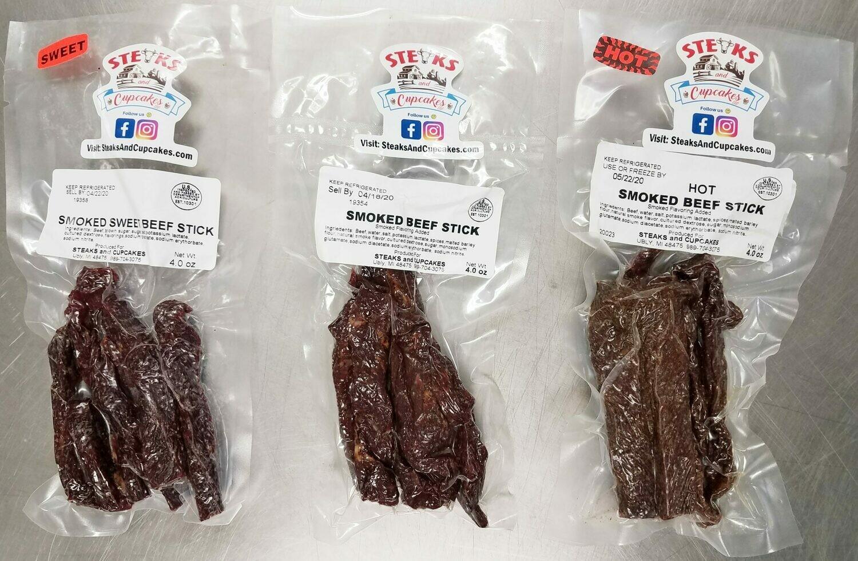 Beef Steak Jerky Strips