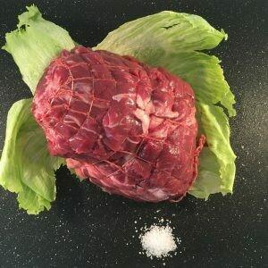 Rolled Rump Roast