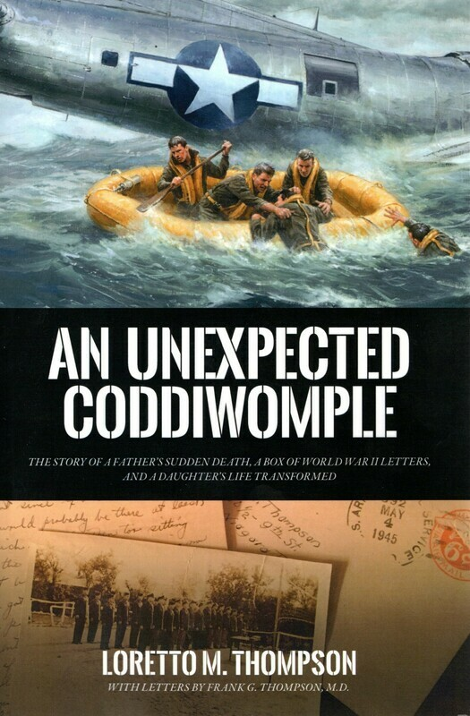 An Unexpected Coddiwomple - Paperback