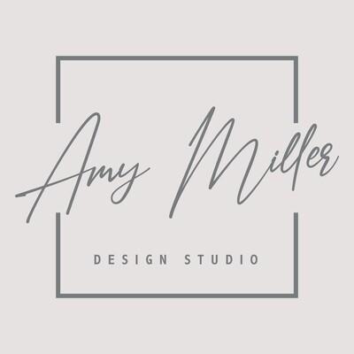 Amy Miller - CUSTOM LOGO STYLE