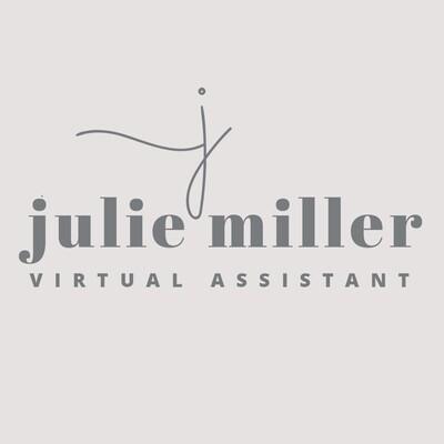 Julie Miller - CUSTOM LOGO STYLE