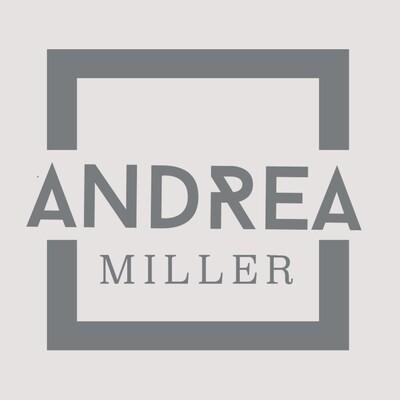 Andrea Miller - CUSTOM LOGO STYLE