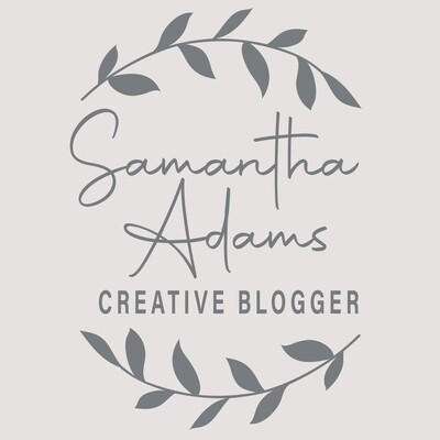 Samantha Adams - CUSTOM LOGO STYLE