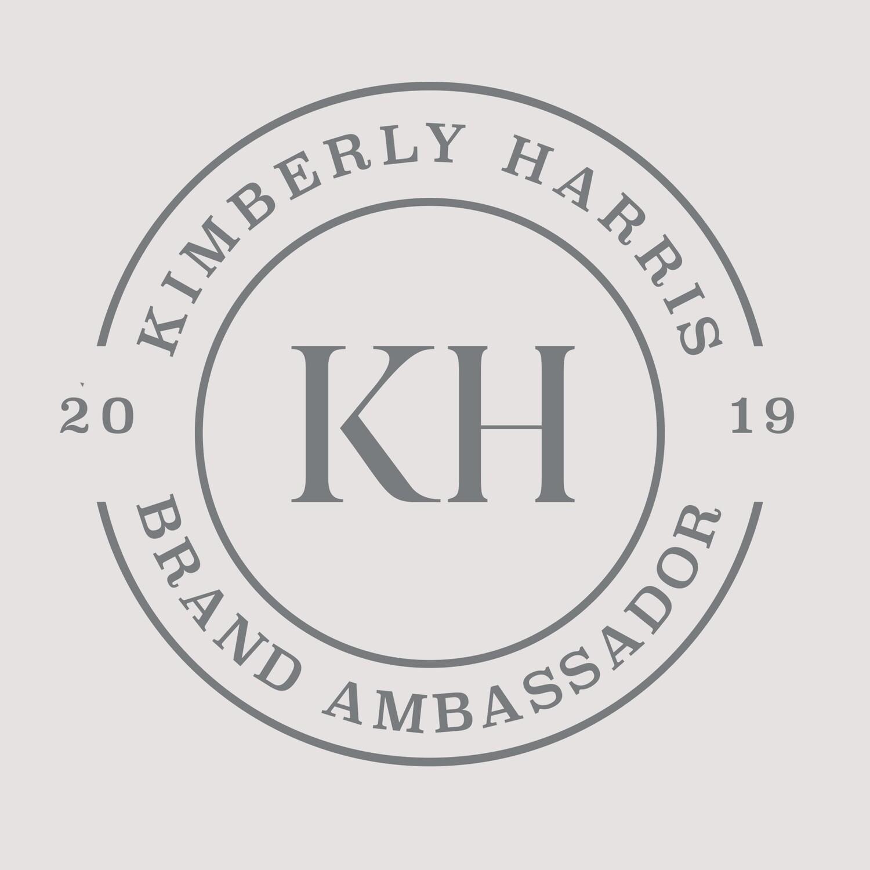 Kimberly Harris - CUSTOM LOGO STYLE