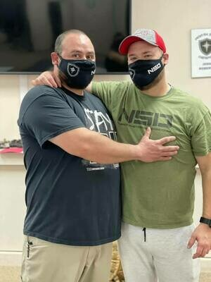 NSD Mask Black Gen 1