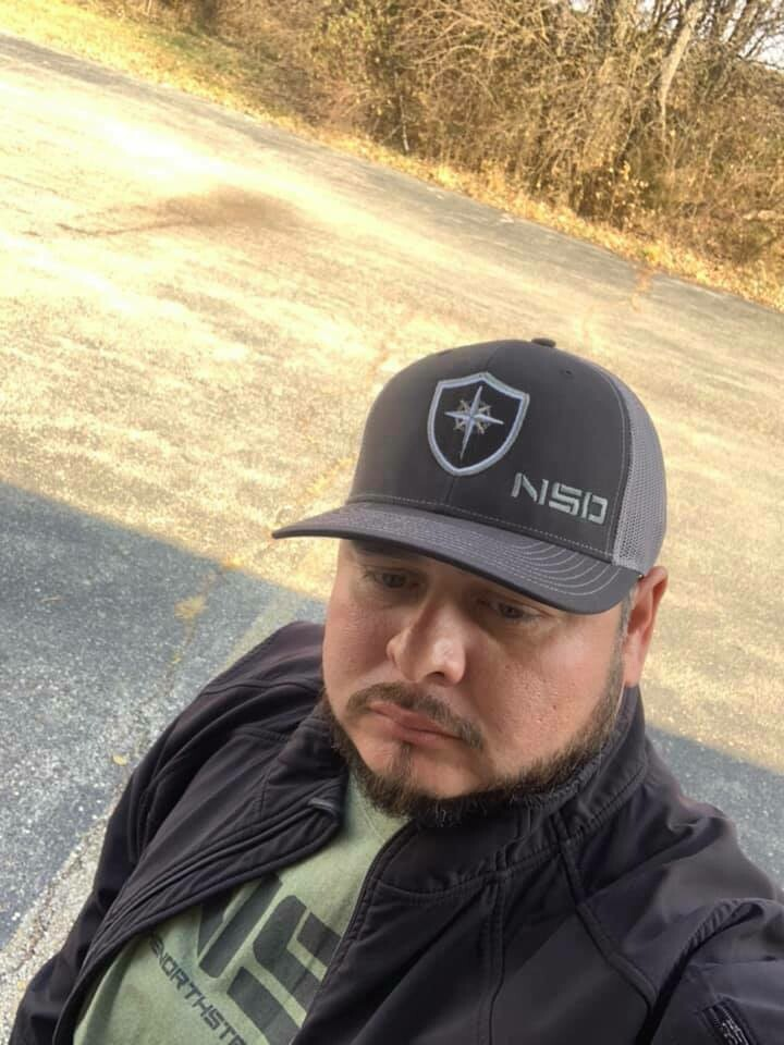NSD Hat Black/Charcoal