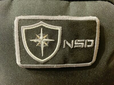 NSD Moral Patch Iron On Gen 1
