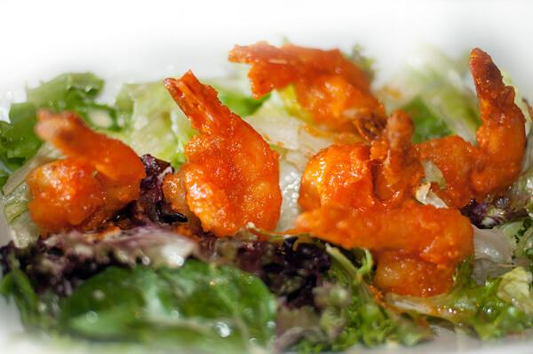 Spicy Chili Prawn