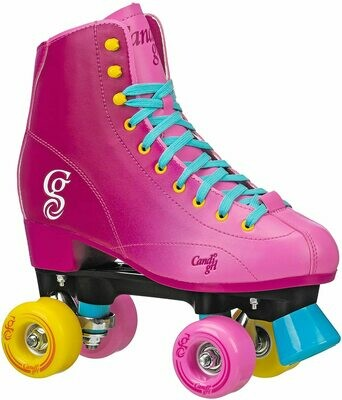 Roller Derby Candi girl