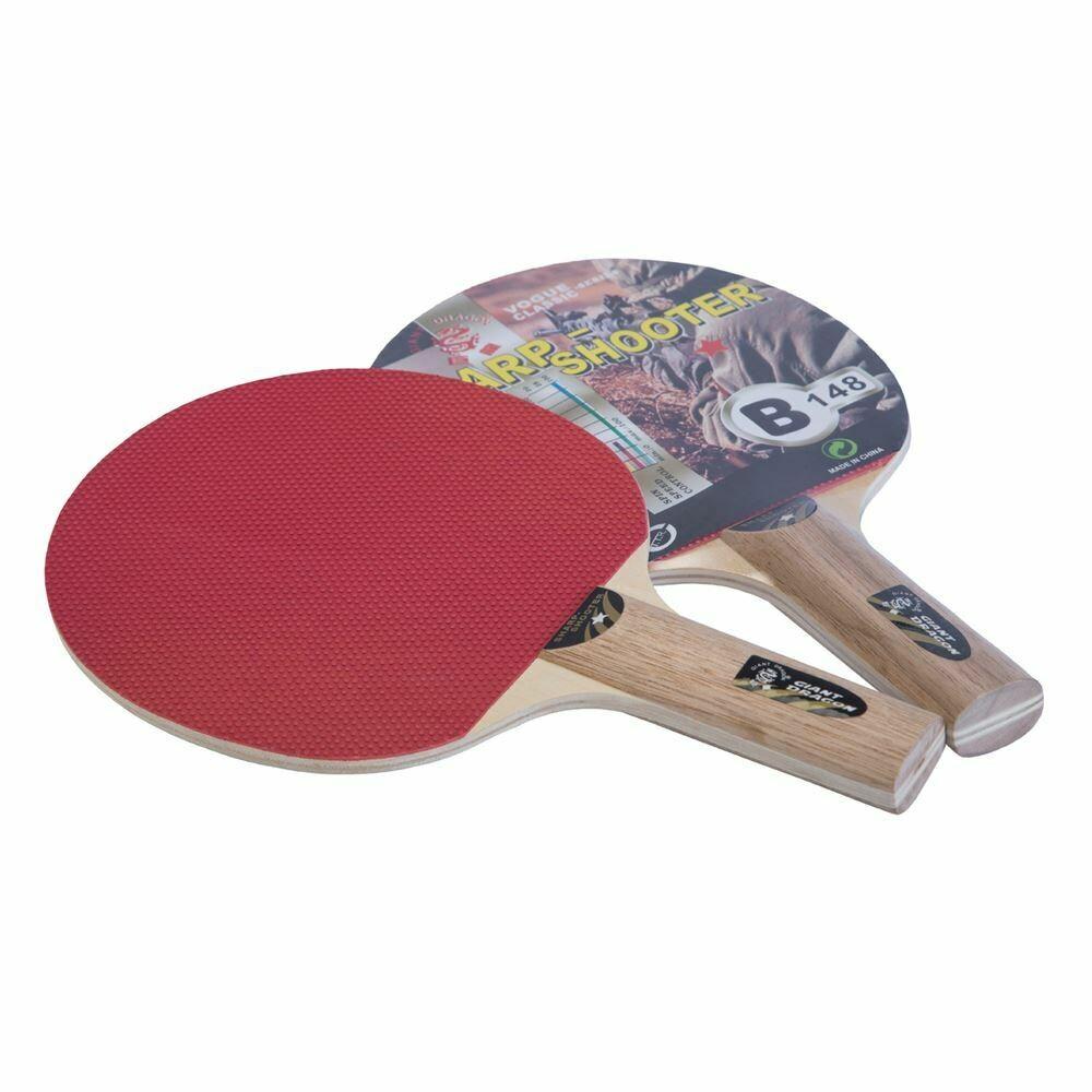Set de Ping Pong (2 Palas y 2 Pelotas)
