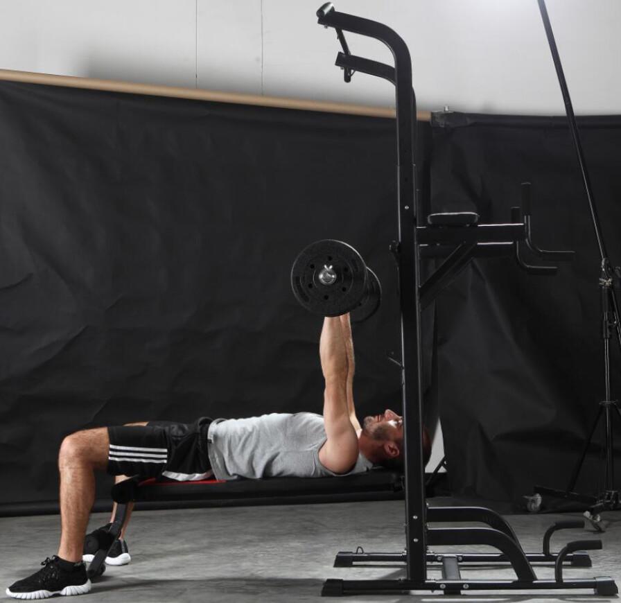 multifuncional para gimnasio en casa, Banco de Fitness para interior weston