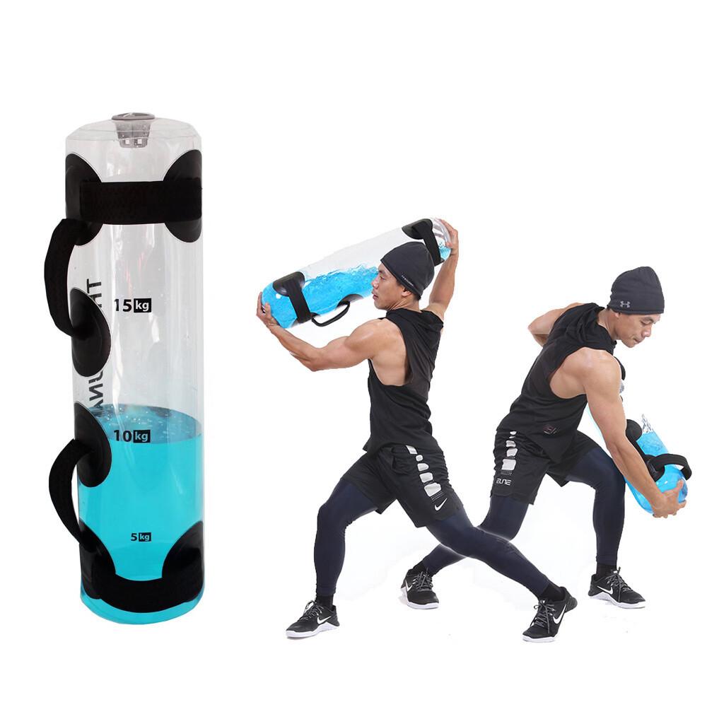 Bolsa de agua para ejercicios Gimnasio Deporte Entrenamiento marca weston