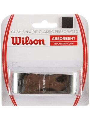Grip absorbent Wilson Cushion-Aire, negro