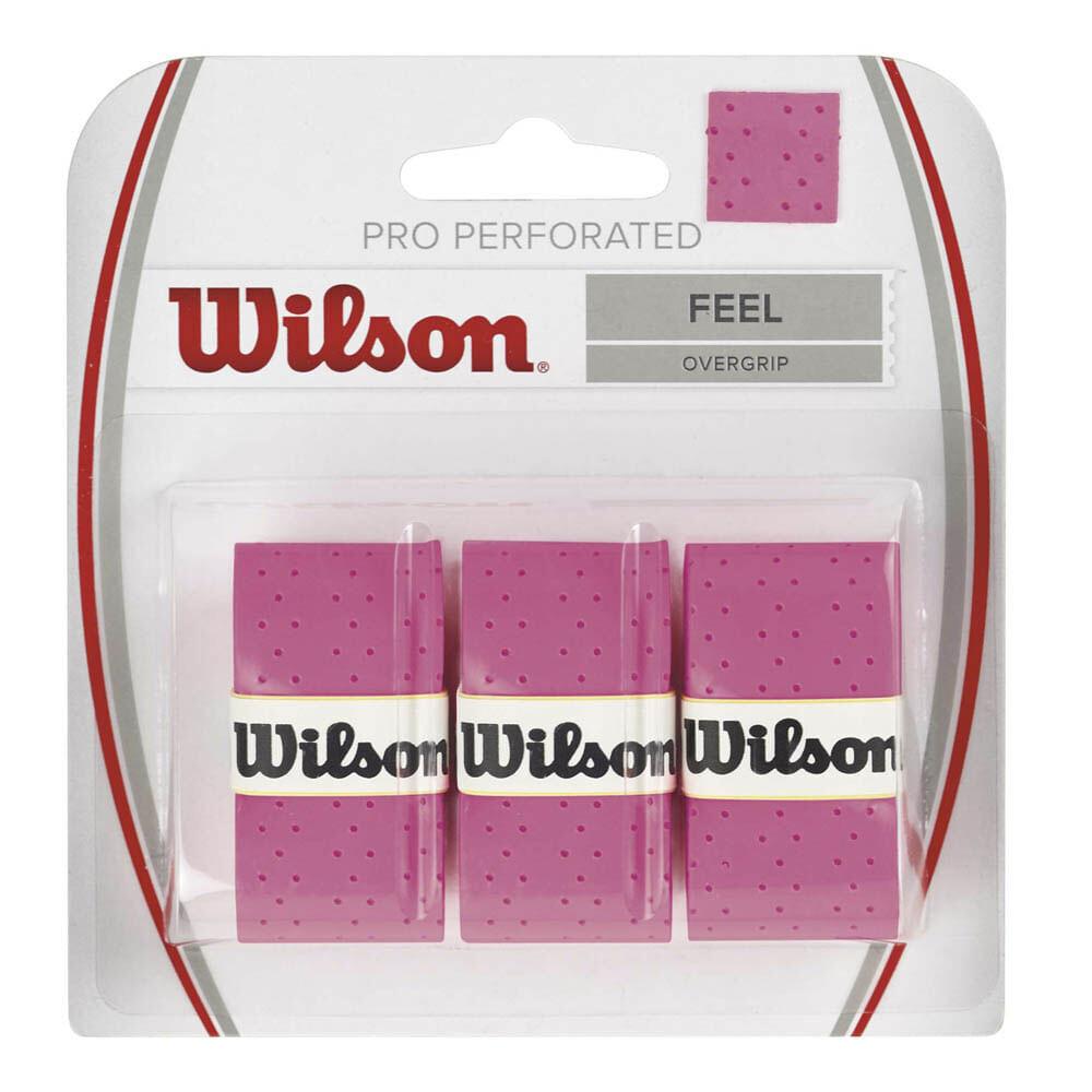 Overgrip Wilson Pro Perforated Para Tennis