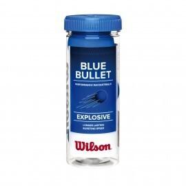 Wilson Blue Bullet - Bolas de raquetbol