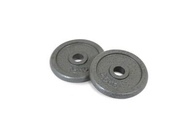 2.5 kg Discos de Pesas de Hierro 30 mm