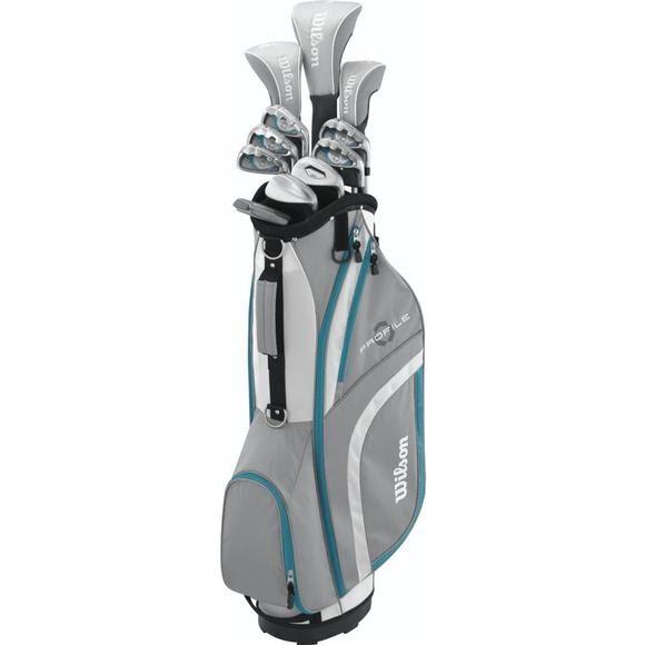Conjunto completo de golf Wilson Profile XLS