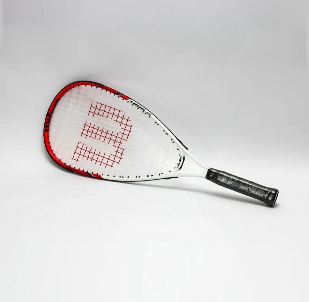 Raqueta De Squash Wilson Tour Junior
