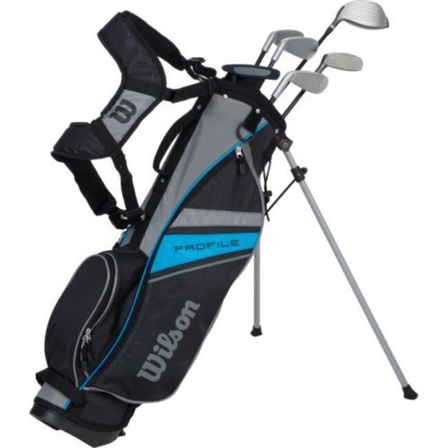 Juego de golf grande Junior Wilson Profile para diestros (OFERTA)