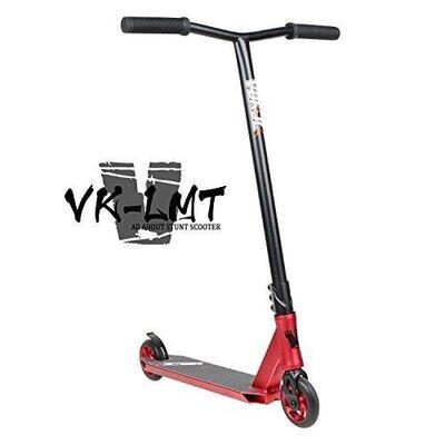 Vokul vk-lmt Stunt Pro Scooter-plateado/negro