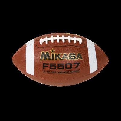 Balón de fútbol de caucho compuesto Mikasa F5507 - Talla 8 (juvenil)