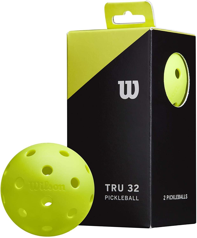 Wilson Tru 32 bolas de Pickleball