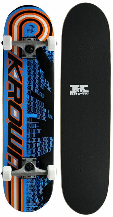 Krown Skateboard Rookie City completo