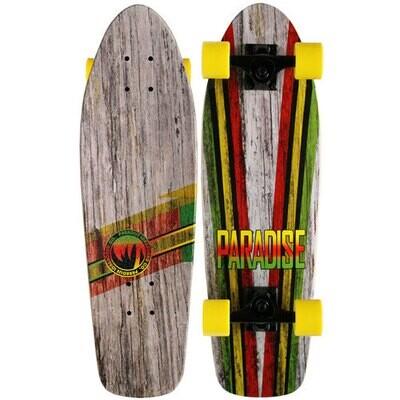 "Paradise Cruiser Driftwood 8 ""x 26,75"""