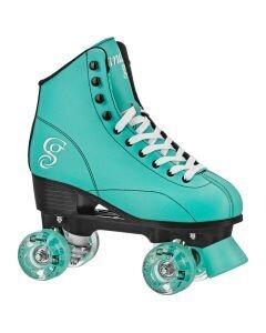 CANDI GIRL SABINA Patines de ruedas de estilo libre para mujer - Mint / Black