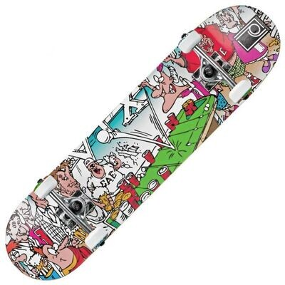 RD Street Series Skateboard Frat House